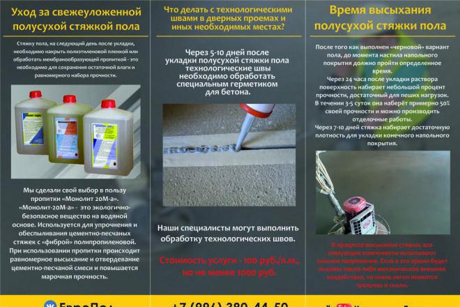 Баннер, либо обложка для соц. сети ВК 1 - kwork.ru