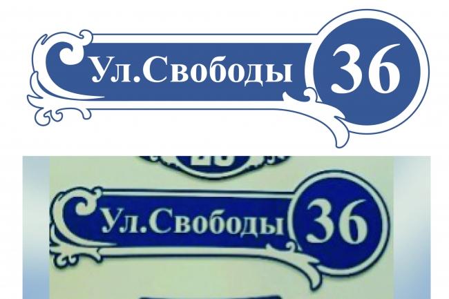 Переведу изображение в вектор 33 - kwork.ru