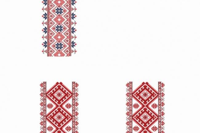 Переведу изображение в вектор 23 - kwork.ru