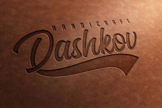 Разработаю винтажный логотип 30 - kwork.ru