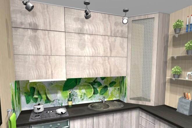 Проектирование корпусной мебели 18 - kwork.ru