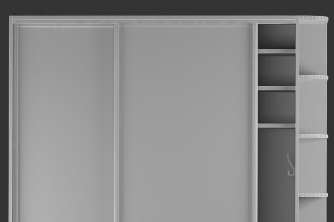 Создам трехмерную модель в формате OBJ 21 - kwork.ru