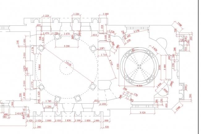 Создам или отредактирую чертеж в AutoCad 10 - kwork.ru