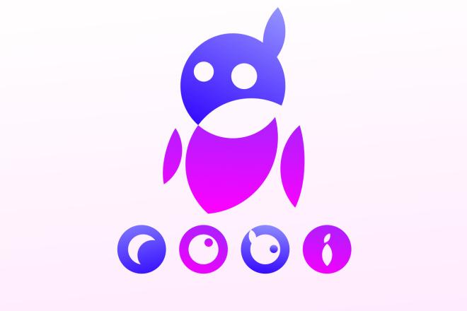 5 логотипов 6 - kwork.ru