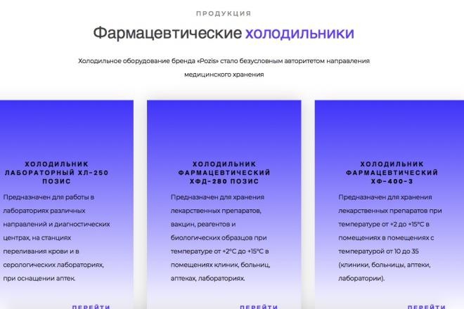Создам сайт под ключ на WordPress 43 - kwork.ru