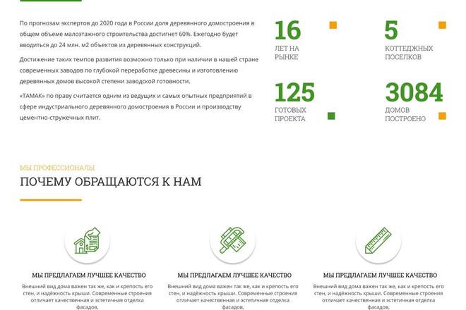 Уникальный дизайн сайта для вас. Интернет магазины и другие сайты 146 - kwork.ru