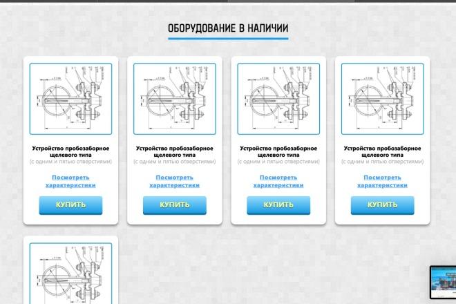 Вёрстка сайтов по доступной цене 101 - kwork.ru