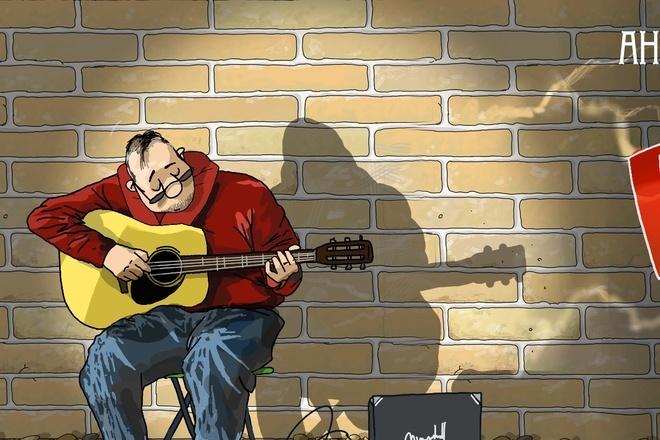 Одна иллюстрация к вашей рекламной или презентационной статье 24 - kwork.ru