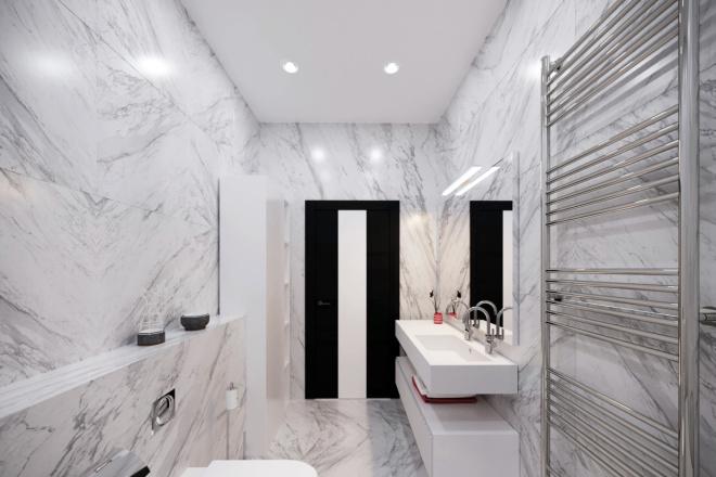 Дизайн ванной комнаты 8 - kwork.ru