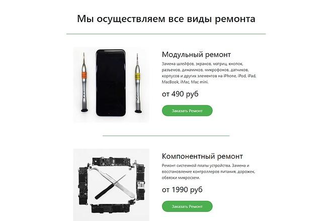 Копирование Landing Page 16 - kwork.ru