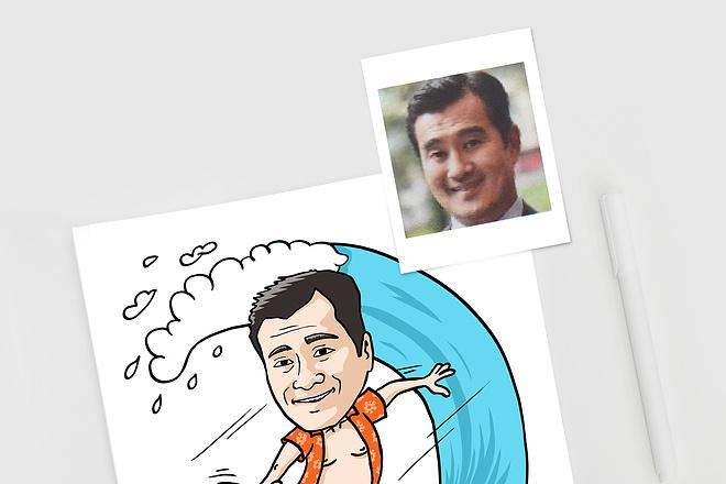 Нарисую для Вас иллюстрации в жанре карикатуры 139 - kwork.ru