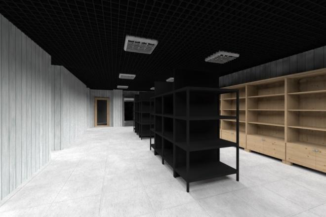 Чертежи + 3D визуализация 56 - kwork.ru