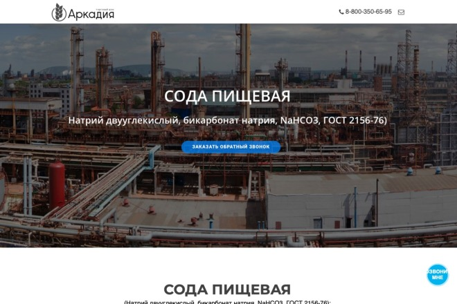 Создание одностраничника на Wordpress 7 - kwork.ru