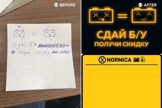 Создам качественный баннер 15 - kwork.ru