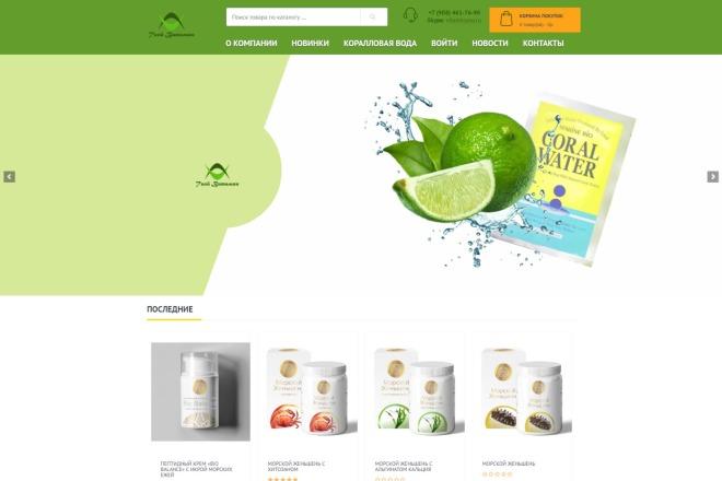Установлю и настрою интернет-магазин на OpenCart за 1 день 28 - kwork.ru