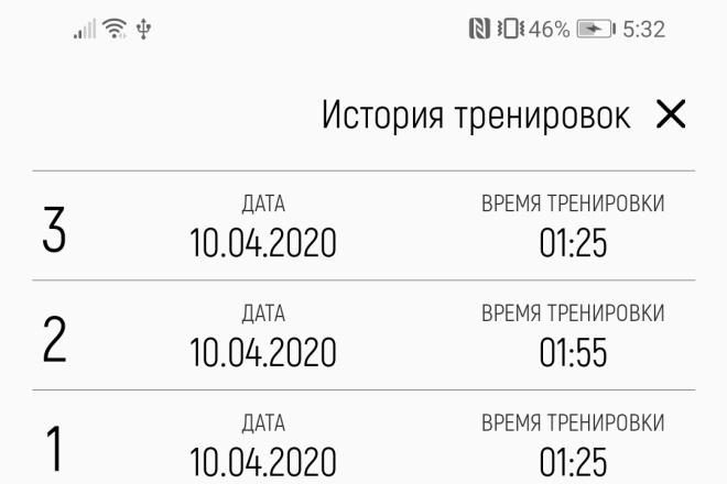 Приложение для ОС Android 35 - kwork.ru
