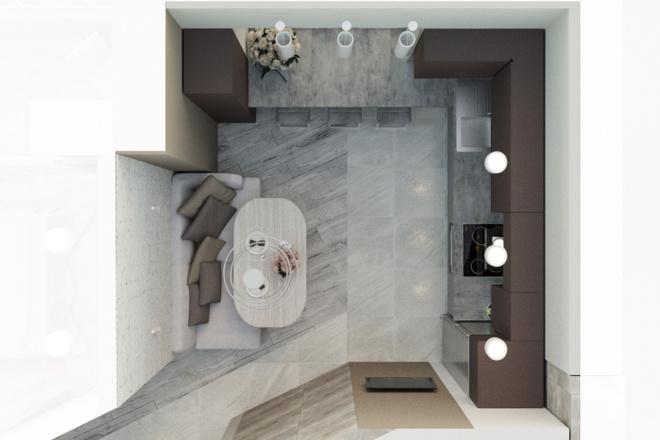 Дизайн интерьера 54 - kwork.ru