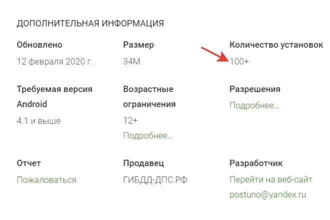 100 установок приложения в Play Market 5 - kwork.ru