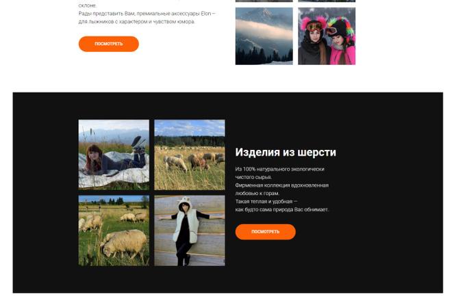 Создам интернет-магазин на Тильда 9 - kwork.ru