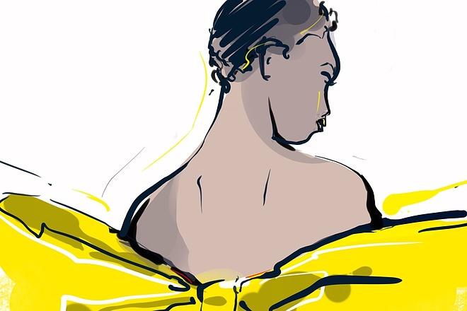 Сделаю иллюстрацию в стиле фэшн иллюстрации 10 - kwork.ru