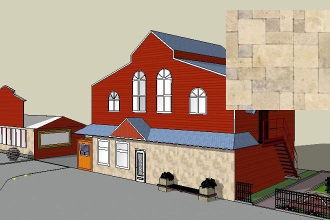 3D-визуализация ландшафтных проектов 4 - kwork.ru
