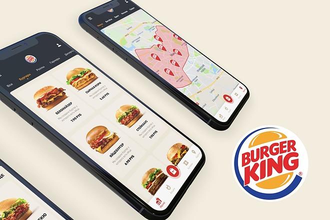 UX-UI Дизайн мобильного приложения для iOS - Android 2 - kwork.ru