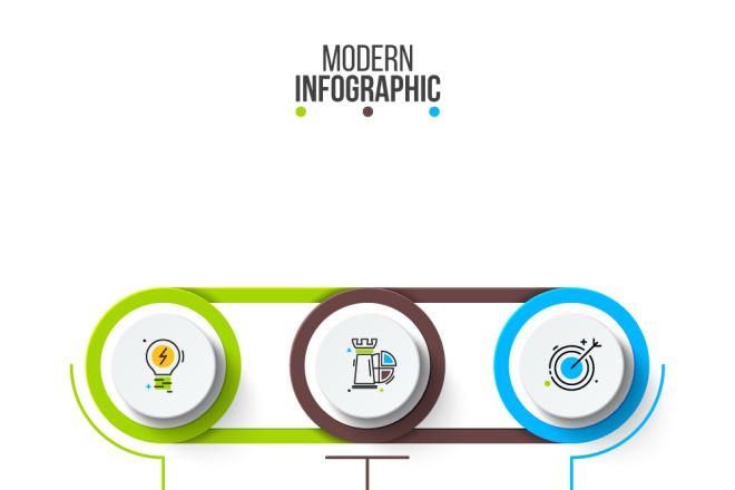 Набор инфографики. 13 тематик, 800 шаблонов, 2 пакета иконок 6 - kwork.ru
