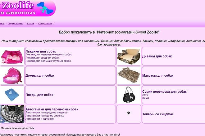 Адаптация страницы сайта под мобильные устройства 7 - kwork.ru