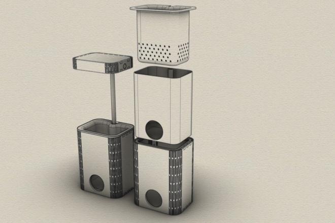 3d модель для печати любой сложности 21 - kwork.ru
