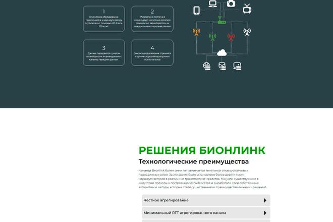 Перенос, экспорт, копирование сайта с Tilda на ваш хостинг 64 - kwork.ru