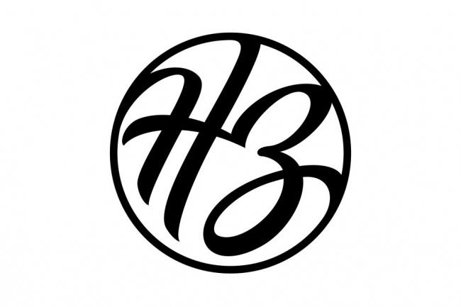 Рукописный логотип в стиле леттеринг 33 - kwork.ru