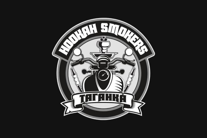 Сделаю логотип по вашему эскизу 73 - kwork.ru