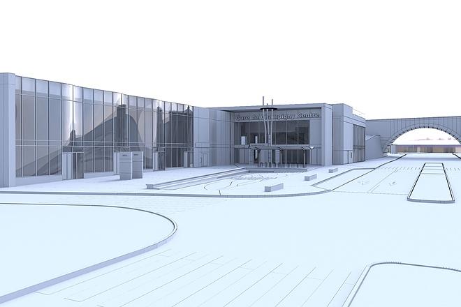 Архитектурное 3d моделирование 15 - kwork.ru