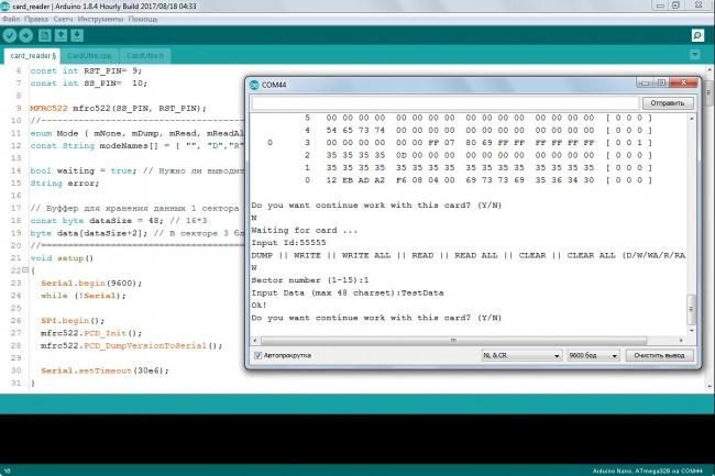 Разработаю код для устройства на основе плат Arduino и NodeMCU ESP12 28 - kwork.ru