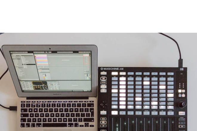 Обучение по созданию музыки на Maschine MK3 или Machine JAM 1 - kwork.ru