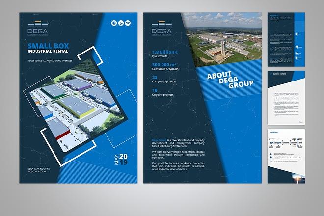 Оформление презентации товара, работы, услуги 80 - kwork.ru