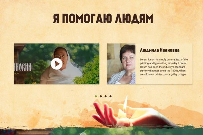 Вёрстка сайтов по доступной цене 68 - kwork.ru