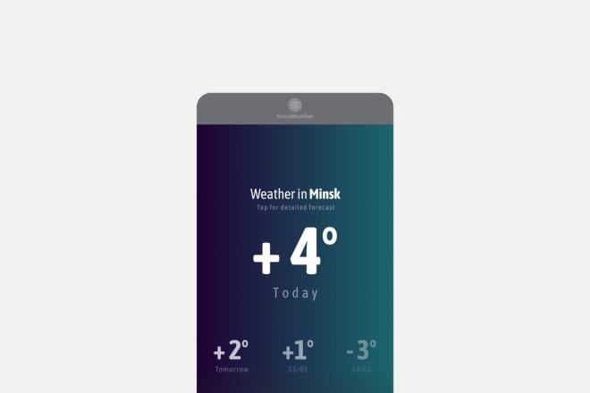 Разработка дизайна для вашего мобильного приложения 20 - kwork.ru