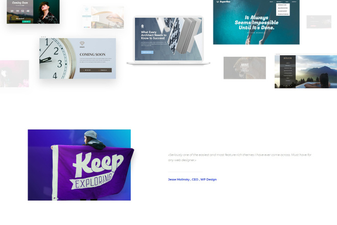 Создание сайта на WordPress 40 - kwork.ru