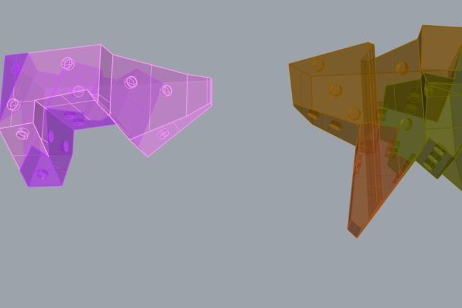 3d модель для печати любой сложности 2 - kwork.ru