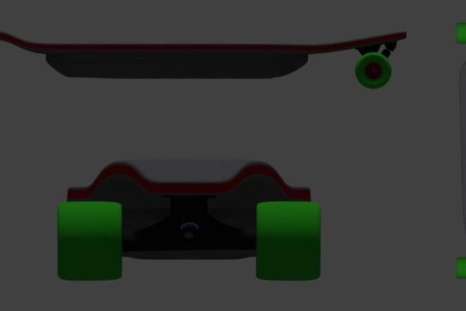 Blender l 3Д моделирование 33 - kwork.ru