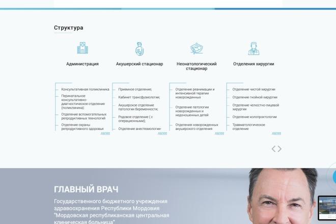 Вёрстка сайтов по доступной цене 198 - kwork.ru