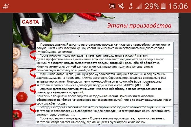 Оформлю презентацию в pdf за 1 час 8 - kwork.ru