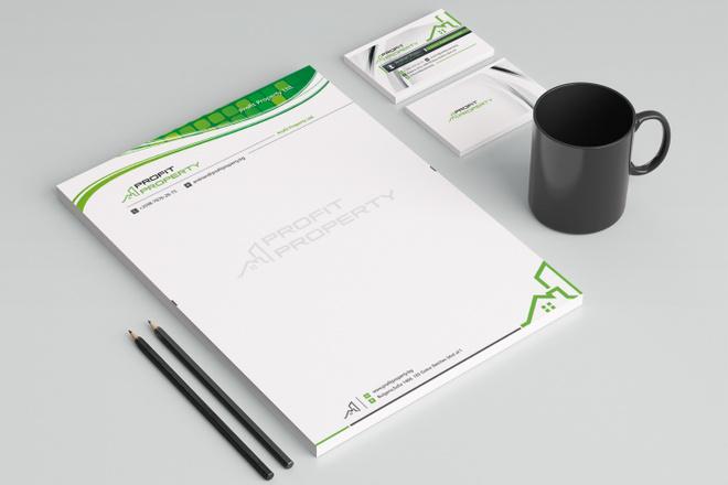 Создам фирменный стиль бланка 22 - kwork.ru