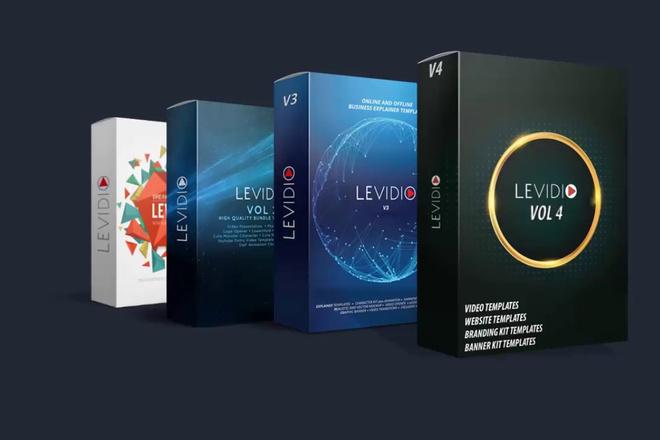 850 анимированных шаблонов от Levideo для PowerPoint 3 - kwork.ru