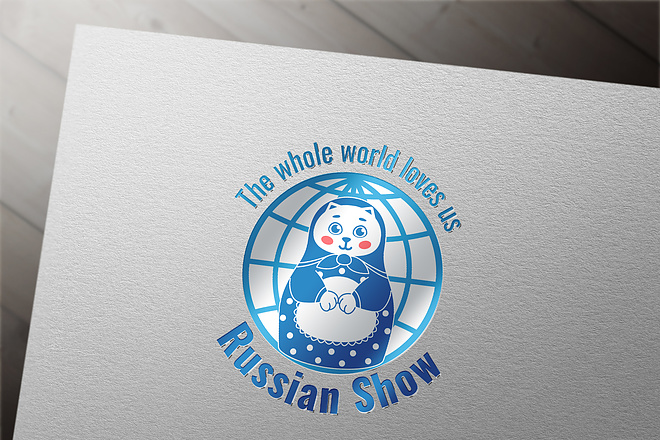 Разработаю логотип в 3 вариантах + визуализация в подарок 8 - kwork.ru