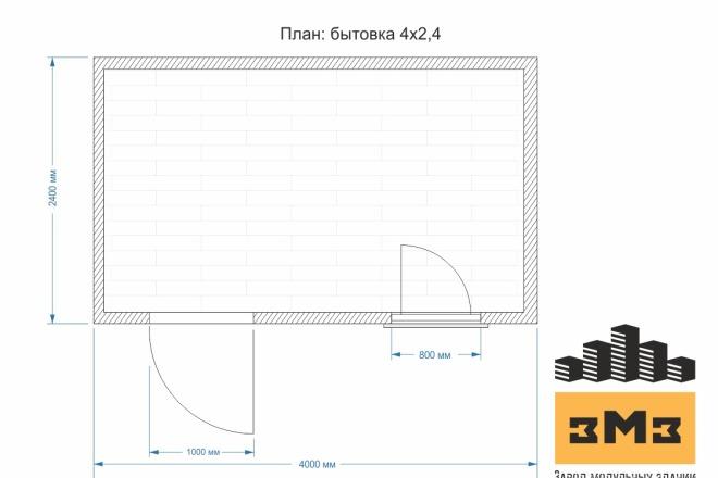3D Моделирование навеса + визуализация 30 - kwork.ru