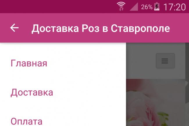 Конвертирую Ваш сайт в удобное Android приложение + публикация 78 - kwork.ru