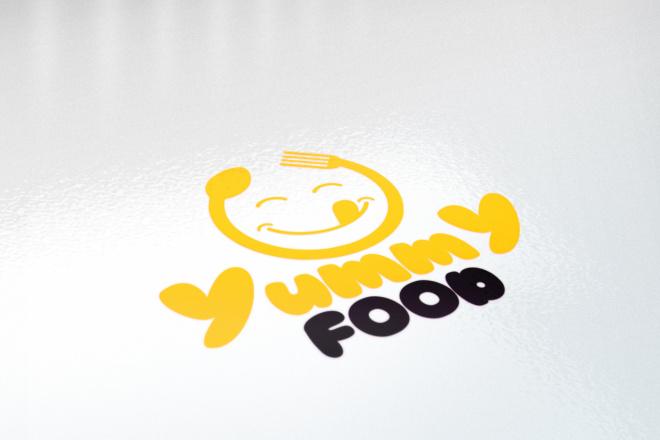 Логотип в 3 вариантах, визуализация в подарок 98 - kwork.ru