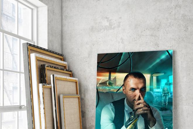 Сделаю арт из фотографии 2 - kwork.ru